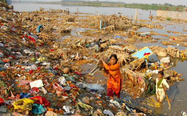 pollution in kolkata essay