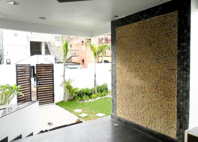 Designer walls The Hindu
