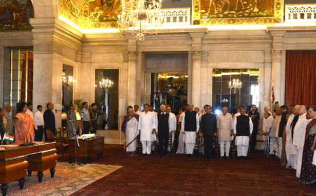 Andhra pradesh takes the cake in cabinet reshuffle the hindu for Andhra cuisine history