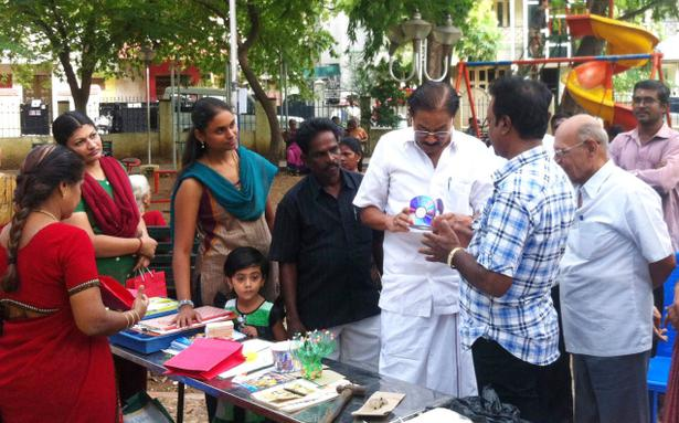 Kids join environment campaign