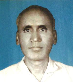 File photo of the author of the National Pledge, Pydimarri Venkata Subba Rao