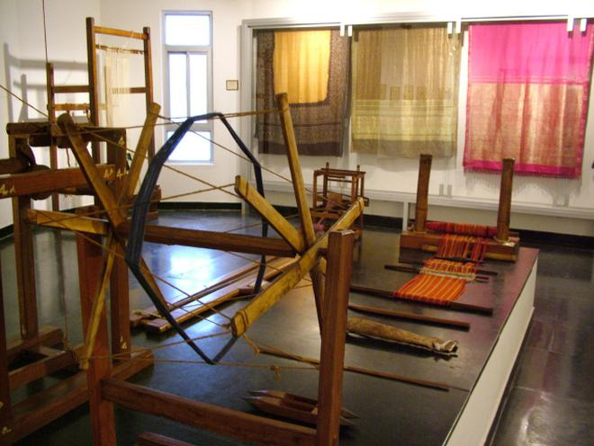 Image result for Kasthuri Sreenivasan Art Gallery and Textile Museum