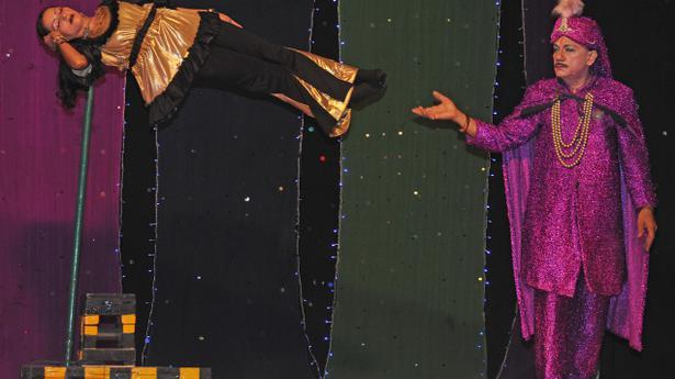 Jadugar Anand Opens Bag Of Tricks The Hindu