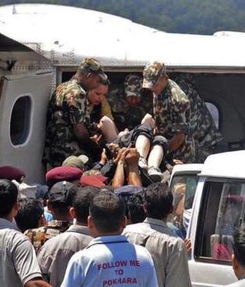 13 Indians die in Nepal plane crash - The Hindu