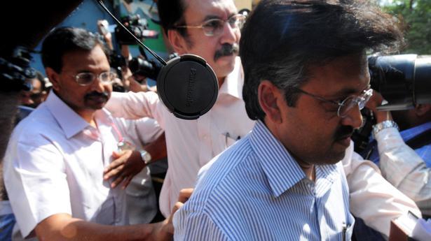 Bail for Ramalinga Raju brother and another The Hindu – Ramalinga Raju Resignation Letter