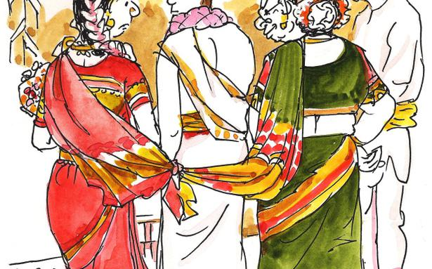 Breathing Space In A Marriage The Hindu