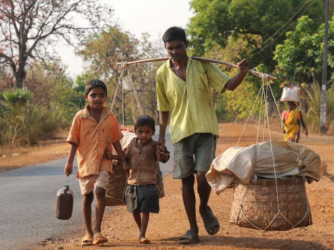 Gap widening between rural and urban India