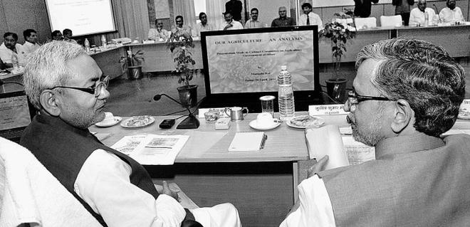 Bihar sets up agriculture Cabinet - NATIONAL - The Hindu