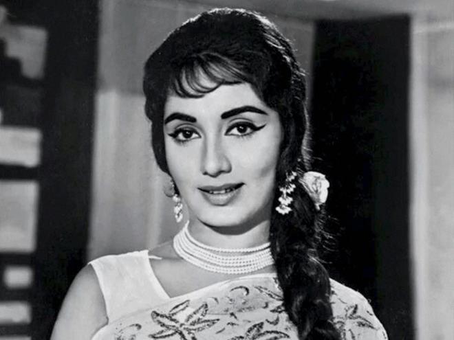 Image result for sadhana bangs