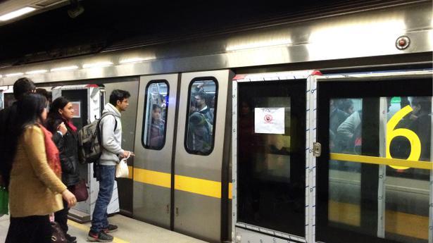 Delhi Metro Gets Screen Doors For Passenger Safety Today