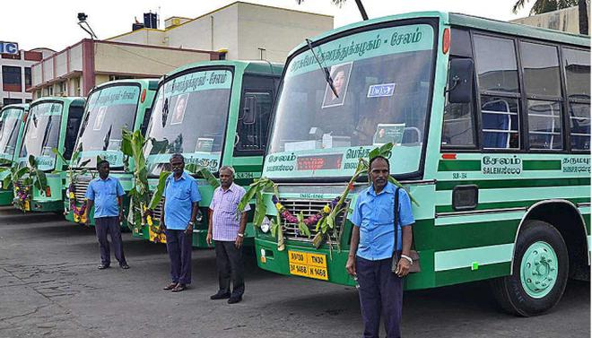 Image result for tnstc new buses