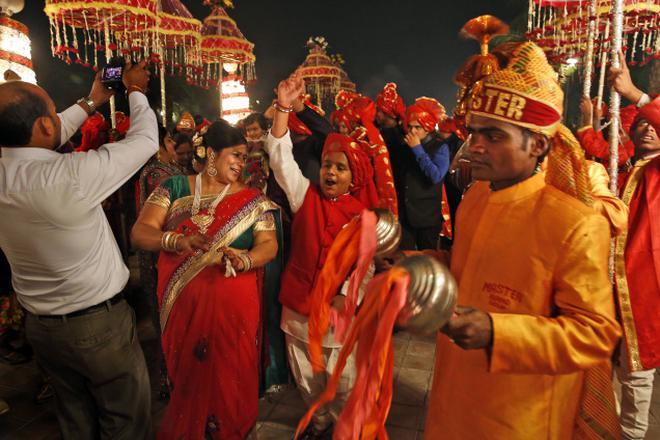 Indian Wedding Band 4 Best The band baaja effect