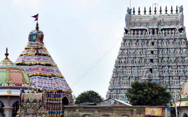 Minor fire at Kumbakonam temple
