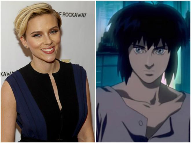 The Character Of Major Kusanagi Is Ethnically Japanese While Johansson Not