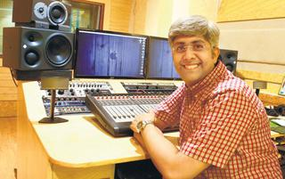 The sound of infinity - The Hindu