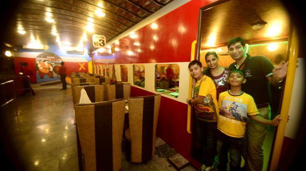 Chennai S Transport Themed Restaurants The Hindu