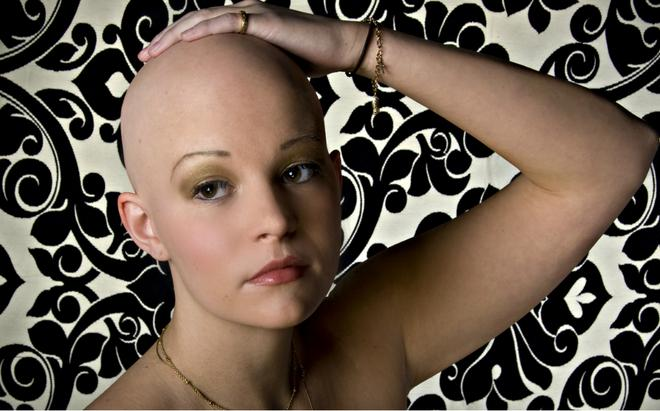 Can not woman head hair shaved sorry