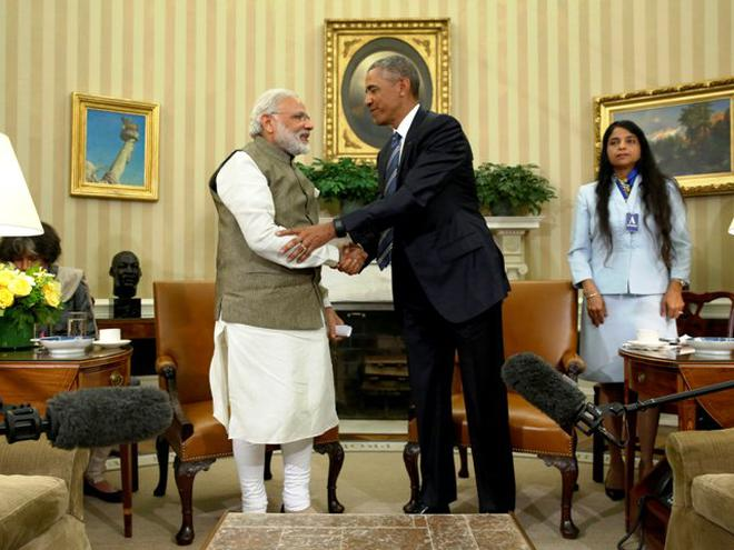'No joint Obama-Modi presser because of scheduling issue'
