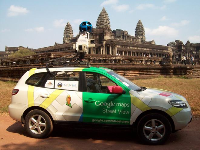 India Says No To Google Street View The Hindu - Google maps street view us windows 10