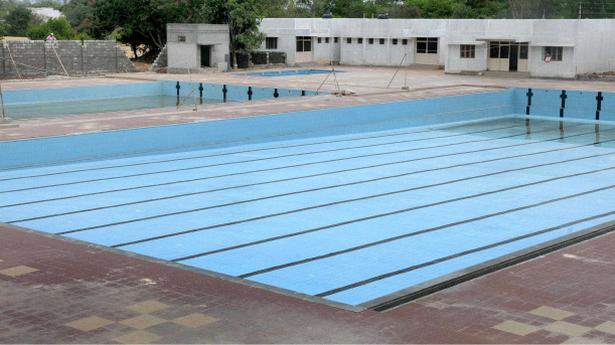 Chamundi Vihar Stadium Swimming Pool To Be Inaugurated On August 29 The Hindu
