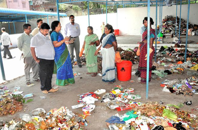 Image result for garbage free trichy