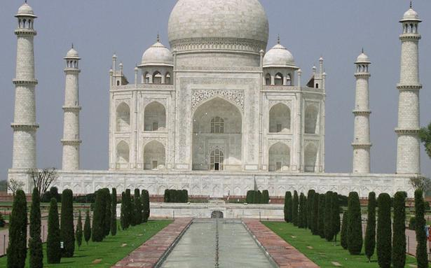 taj mahal one of the modern seven wonders of the world has a taj mahal one of the modern seven wonders of the world has a story behind it the hindu