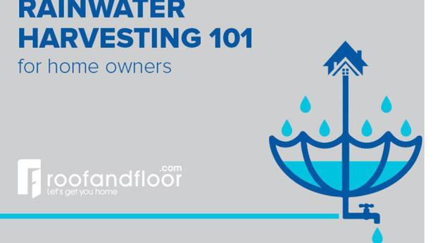 Rainwater harvesting 101 water conservation begins at for Rainwater harvesting at home