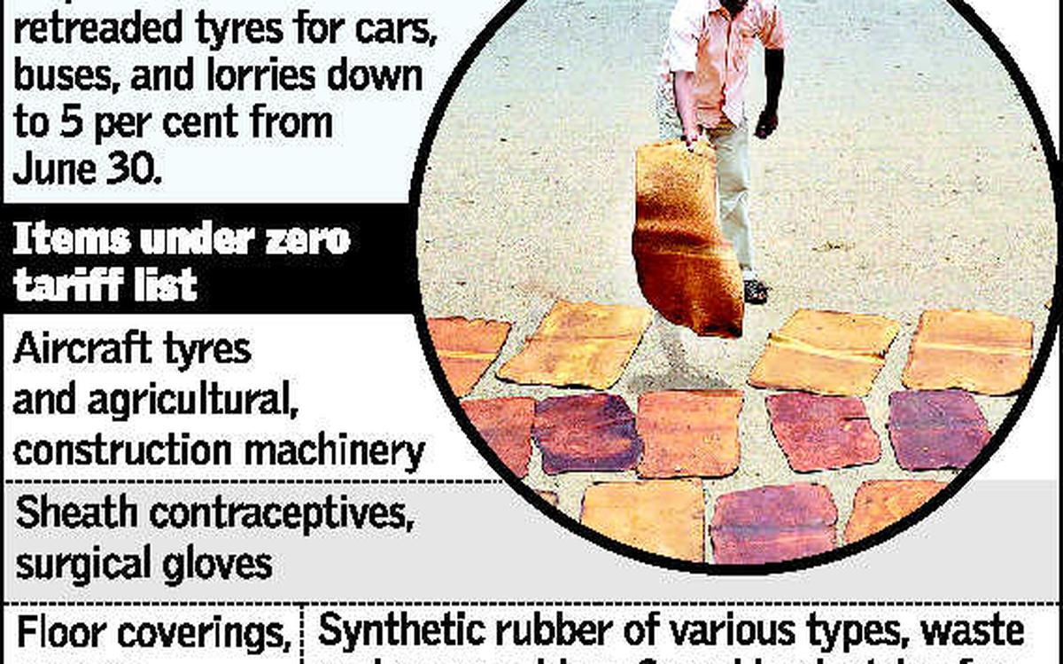 Rubber sector in for new crisis - The Hindu