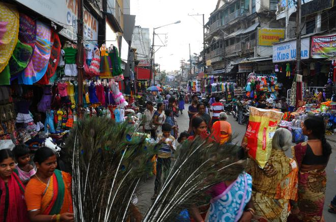 Image result for koti bazar pics
