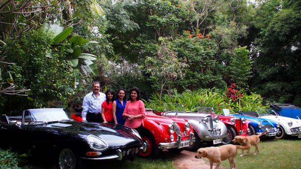 Dr Ravi Prakash S Vintage Car Collection Represents A Sizeable
