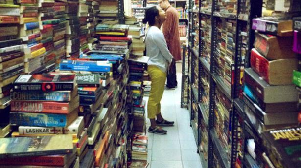Gangaram book stall in bangalore dating