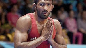 Politics live: Olympic medallist Yogeshwar Dutt joins BJP