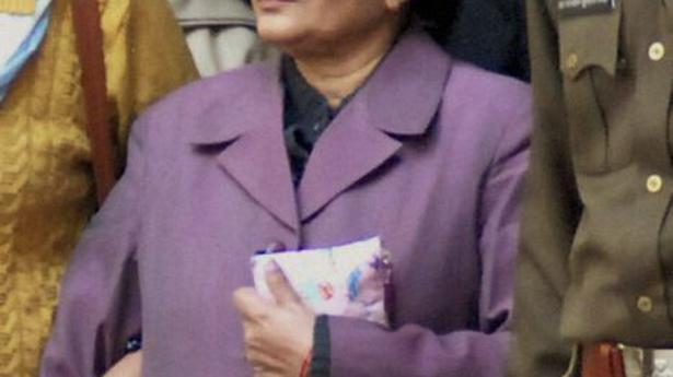Former Chief Secretary of Uttar Pradesh gets jail term