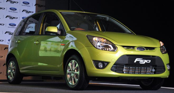 Ford Figo Is Indian Car Of The Year 2011