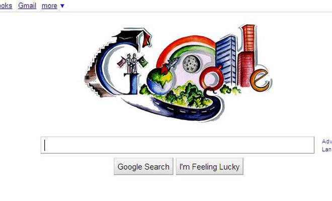 Mangalore boy\'s work features on Google homepage - The Hindu