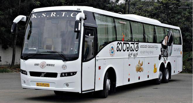 Three premium services from KSRTC - KARNATAKA - The Hindu