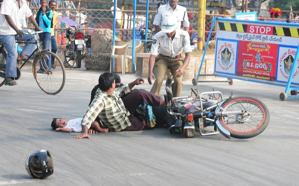 road safety a public health challenge the hindu