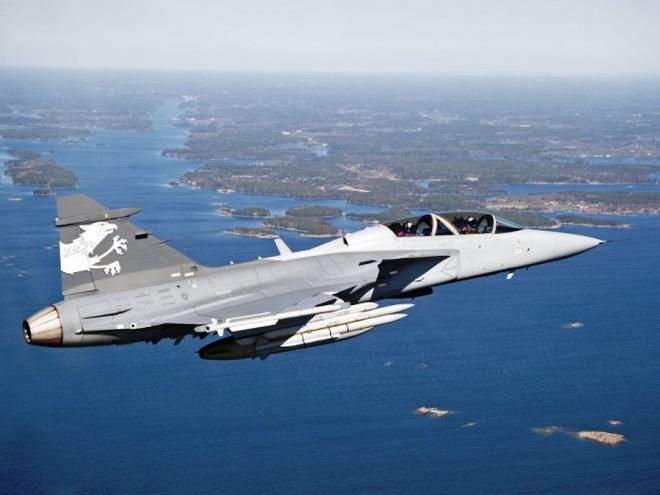 Swedens Saab Sweetens Deal For Gripen Jet National The Hindu