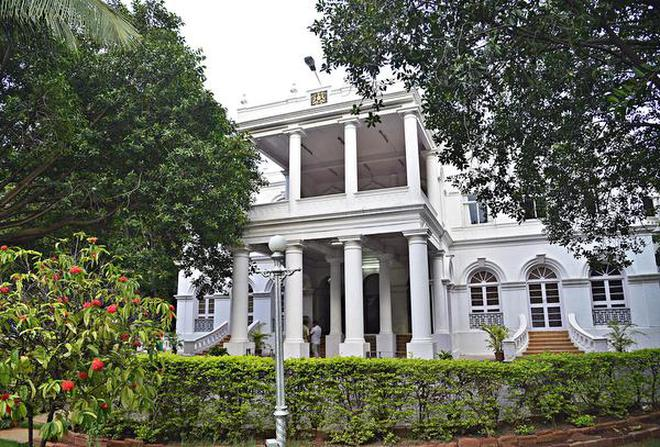 Carlton House Proposal To Be Placed Before Cabinet The Hindu