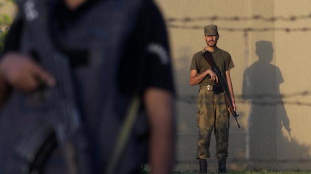 Gunmen attack 3 sites in east Pakistan, 8 killed - The Hindu