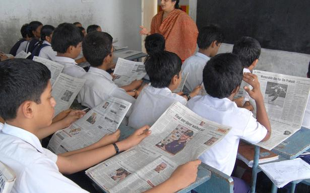 why students dont read the newspaper