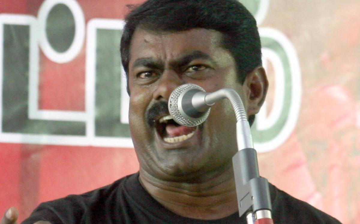 Director Seeman arrested and deported from Canada - The Hindu