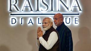 Raisina Dialogue, Imran's SCO invitation and Trump visit: a diplomatic affairs round-up   The Hindu in Focus Podcast