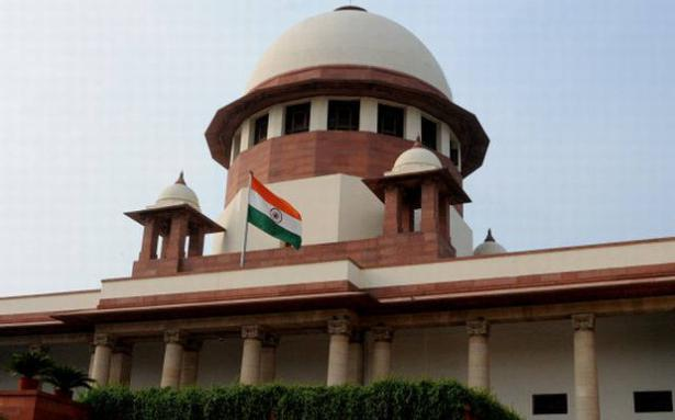 SC orders tough action against illegal calls for COVID-19 orphaned children adoption - The Hindu