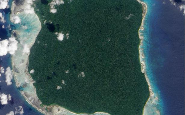 American killed by Sentinelese tribe on a restricted Andaman island