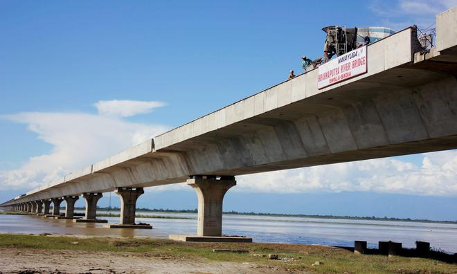 DholaSadiya Bridge Things To Know The Hindu - Top 50 longest rivers in the world