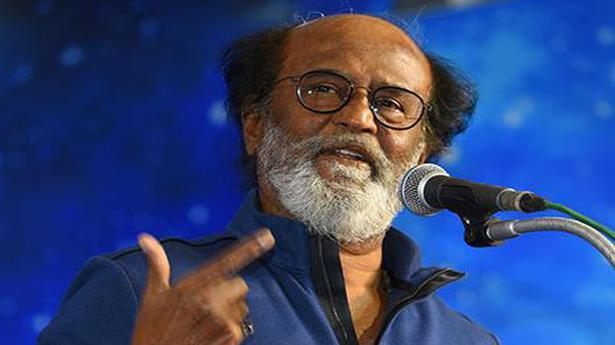 Double taxation on Tamil Nadu film industry will affect many: Rajinikanth