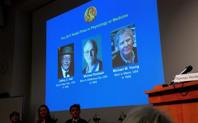 2017 Medicine Nobel Prize for work on biological clocks