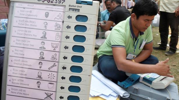Tripura goes to the polls on Sunday