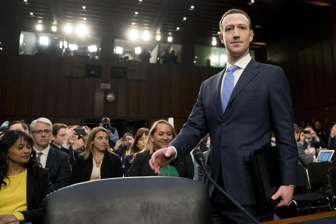 Image result for Zuckerberg Apologises To US Congress Over Facebook Data Breach